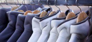haine din fleece